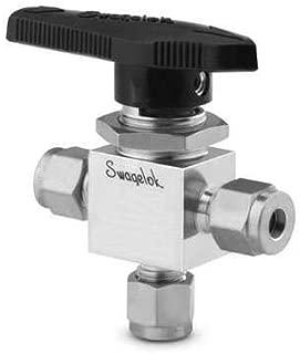 swagelok 3 way valve