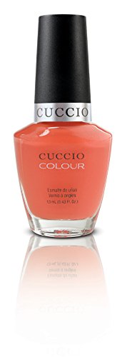 Best california coral nail polish