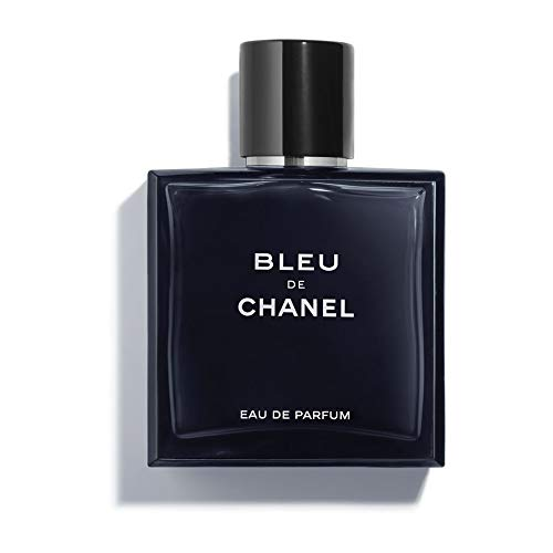 CHANEL Bleu De EDP Vapo 50 ml, 1er Pack (1 x 50 ml)