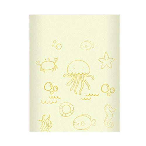 Tablero de Dibujo Pegatina de Pared magnética para niños, Tablero de Dibujo de Graffiti magnético de Doble Capa, niños Graffiti Tableta de Escritura