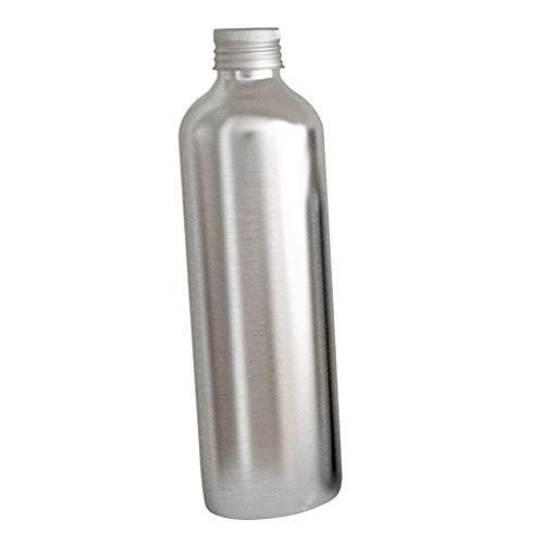 Danigrefinb Lege Aluminium Navulbare Fles Dispenser Container Draagbare Aluminium Fles Opslag Vloeibare Cosmetische Lotion Container met Cover