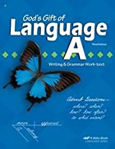 God's Gift of Language A