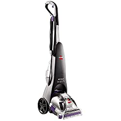 Lightweight design for convenient, versatile cleaning Two-tank system keeps clean and dirty water separate Five rows of cross action brushes 2 Litre water tank capacity Includes bottle of BISSELL carpet cleaning formula