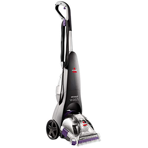 BISSELL ReadyClean Wash   Carpet Cleaner With 5 Rows of Cross Action Brushes   54K25