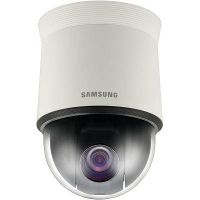 D6H - Cámara de CCTV Samsung SNP-5300P IP PTZ POE CAT5 1,3 MP...
