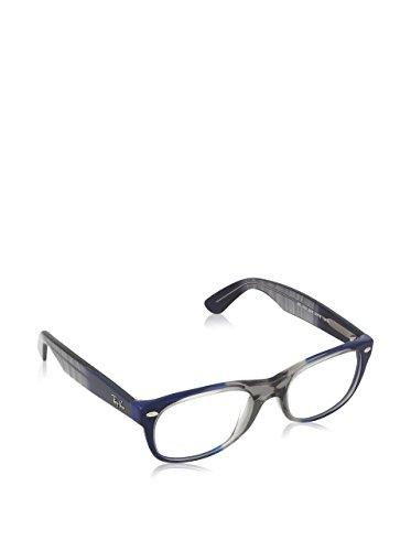 Ray-Ban Eyeglasses 5184 Bleu à angle droit