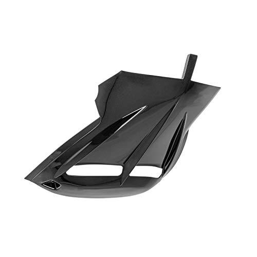 Verkleidung Heckdurchgang Maxtuned, schwarz metallic für Peugeot Speedfight 2