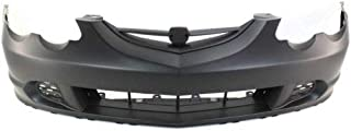 Front Bumper Cover Compatible with 2002-2004 Acura RSX Primed