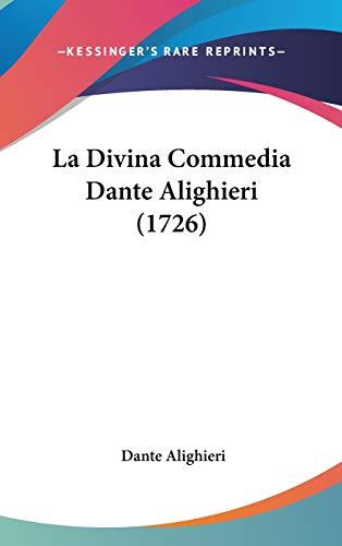 La Divina Commedia Dante Alighieri by Dante Alighieri