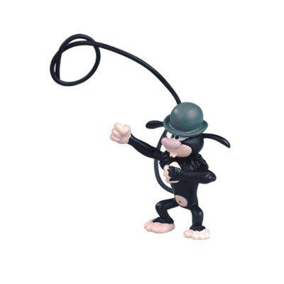 Plastoy - Marsupilami black figure 65034 by Plastoy