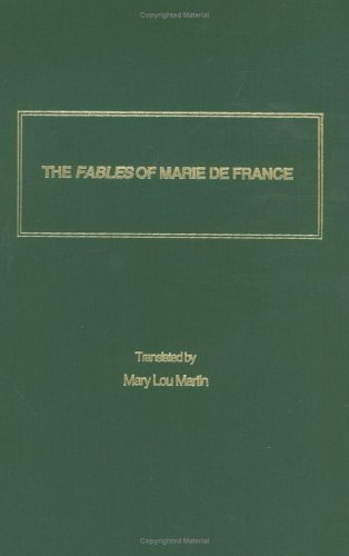 The Fables of Marie De France: An English Translation