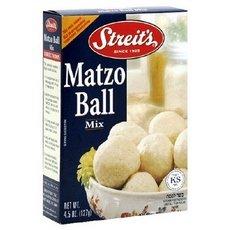 Max 88% OFF Same day shipping Streits Matzo Ball Mix 4.5Oz 12x
