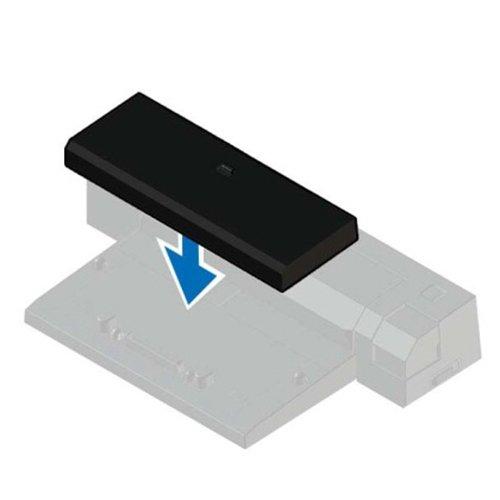Dell Latitude E-Docking Spacer Otro - Accesorio para portátil (Otro, Negro, Monótono, Latitude E-Series)