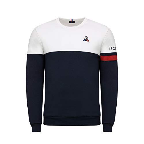 Le Coq Sportif Tricolore Crew Sweat, Felpa - M