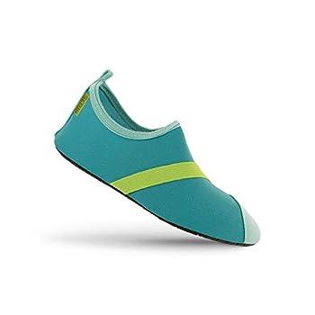 DM Merchandising Inc FitKicks Women s Active Footwear Turquoise / Green Medium