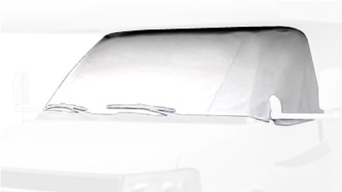 Classic Accessories 80-079-191001-00 OverDrive RV Windshield Cover, Grey, For Ford '04 - '13