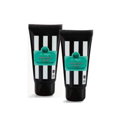 Pack de 2 Cremas Exfoliantes de Germen Arroz La Albufera en Tubo de 50ml (Total 100ml) - Limpia tu piel de forma natural