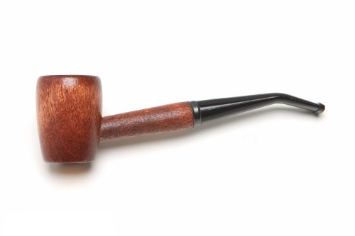 Missouri Meerschaum - Ozark Mountain Hardwood Tobacco Pipe - Rob Roy, Bent Bit