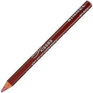 (3 Pack) RIMMEL LONDON Lasting Finish 1000 Kisses Stay On Lip Liner Pencil - Spice (並行輸入品)