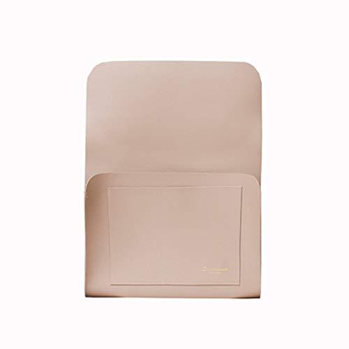 Guoz Bedside Organizer,Bedside Storage Pocket Bedside Caddy Schlafsofa Hanging Storage Organizer Bag für Home Bettgitter,Sofa,Etagenbetten,Lederstoff mit feinen Nähten,Sofa Aufbewahrungstasche