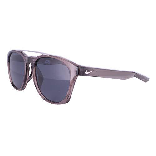 NIKE EV1057 084 52 Gunsmoke Azul Talla 52mm Gafas de sol unisex