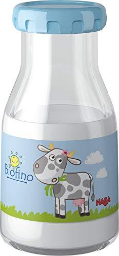 HABA 300117 - Milch | Ideales Zubehör für Kaufladen und Kinderküche | Kleinkindspielzeug ab 3 Jahren |...