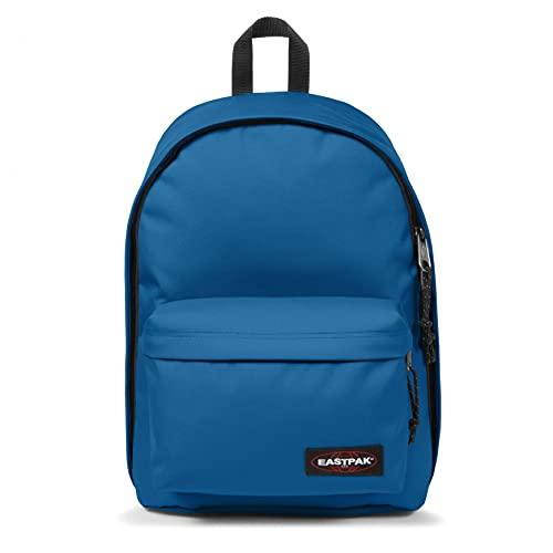 Eastpak Out Of Office Zaino, 44 cm, 27 L, Azzurro (Mysty Blue)