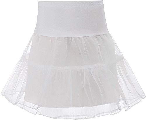 smilecstar Meisje crinoline petticoat kinderen petticoat biedt dagelijkse flash aanbiedingen
