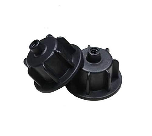 Sistema de nivelación, tapas de tracción negras 3 – 12 mm, 12456, sistema de nivelación de azulejos, fácil de instalar, colocación de baldosas