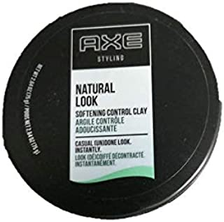 AXE Natural Look softening control clay, 2.64 oz