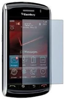 TECHGEAR skärmskydd för Blackberry STORM2 9520/9550 osynligt skärmskydd med rengöringsduk