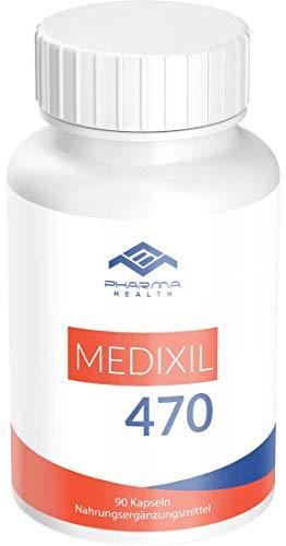 Medixil 470 | Burner | Hochdosiert | für Männer und Frauen | 90 Kapseln