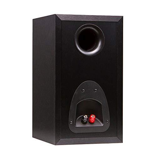 Klipsch R-14M-II - Equipo de altavoces, color negro