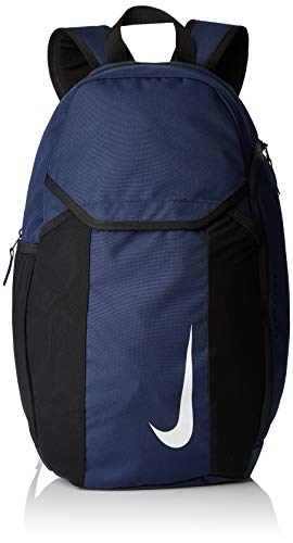 Nike NK ACDMY Team Bkpk Sports Backpack - Midnight Navy/Black/(White), MISC