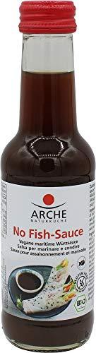 Arche Naturküche Bio No Fish-Sauce (2 x 155 ml)