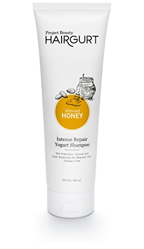 Hairgurt Natural Smoothing Yogurt Shampoo For...