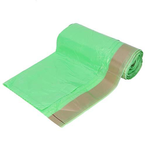 Bolsa de Basura de Cocina Oficina Resistente para baño Cocina Verde reciclable