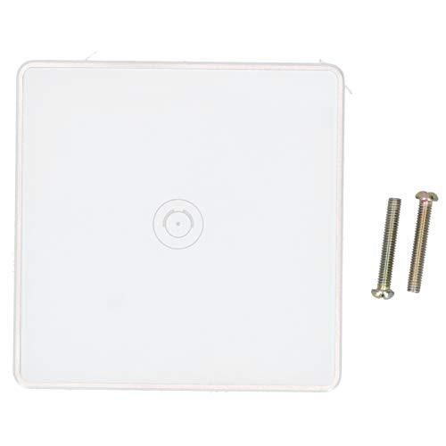 Meiyya Interruptor Inteligente Interruptor de luz Wi-Fi Control Remoto de teléfono Blanco Compatible con Alexa/Echo Dot/Google Home/IFTTT