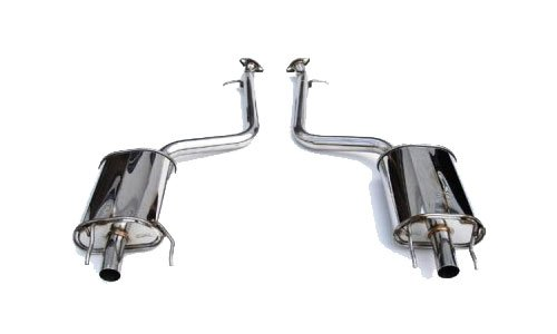 Invidia (HS12LGSG3H) Q300 Cat-Back Exhaust System for Lexus GS 350