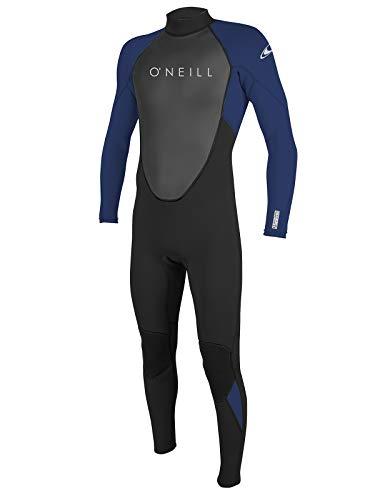 O'Neill Reactor 2 Men's 3/2mm Full Wetsuit L Black/Navy/Navy (5283IS)
