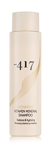 -417 Dead Sea Cosmetics Replenishing Moisture Mineral Shampoo - Cleansing & Nourishing - Perfect Solution For beautiful Hair - with Aloe vera & Sweet Almond Oil 13.5 fl oz. Sensual Essence Collections