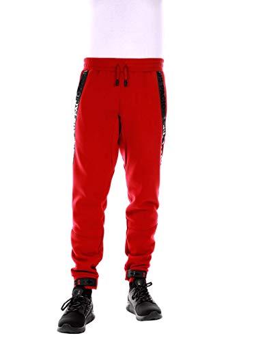 PACIOTTI Pantalone Tuta Uomo MOD. PZAA1107 Rosso XL