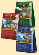 Wolfsblut CLASSIC-LINE Probierpaket Trockenfutter für Hunde 3 x 2KG