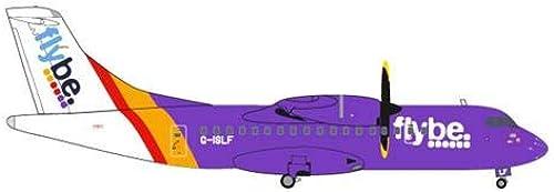 venta caliente Herpa 559331 559331 559331 FlyBe ATR-42-500, Color Funda para Tablet  ahorra hasta un 50%