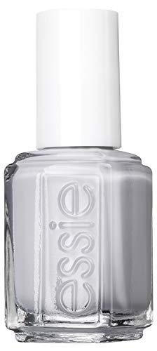 Essie Nagellack für farbintensive Fingernägel, Nr. 604 press pause, Grau, 13,5 ml