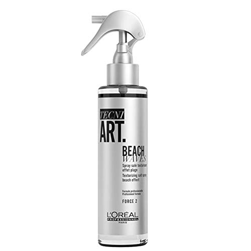 L'Oréal Professionnel TecniART Beach Waves, Texturizing salt spray beach effect, Haltegrad 2, 150 ml