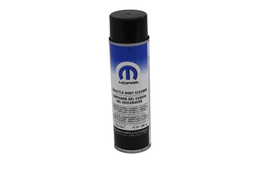 Genuine Chrysler Accessories 4897156AC Throttle Body Cleaner - 13 oz. Aerosol Can