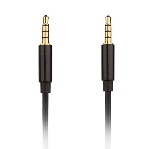 REYTID Ersatz Audiokabel kompatibel mit Bose Sounddock Serie iii & xt Wireless-Lautsprecher - aux Lead