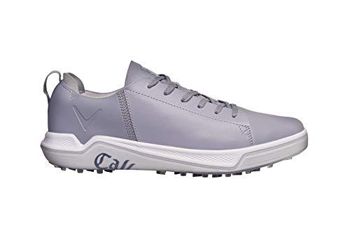 Callaway Laguna 2020 Zapato de golf impermeable sin clavo Hombre, Gris, 43 EU