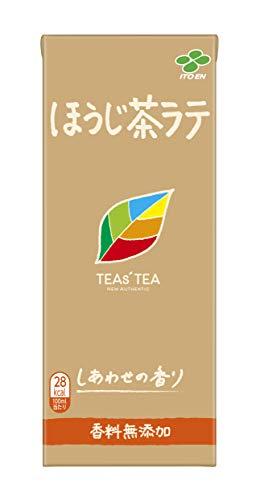 TEAs'TEA ほうじ茶ラテ 250ml×24本 紙パック